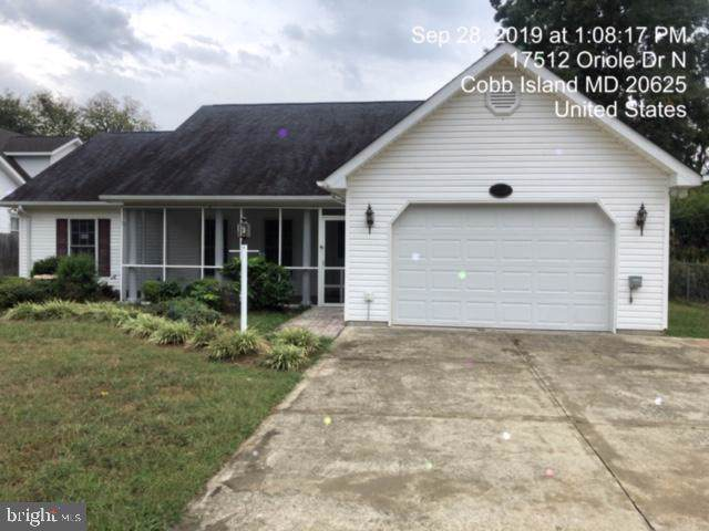 17508 Oriole Drive, COBB ISLAND, MD 20625 (#MDCH207236) :: The Maryland Group of Long & Foster Real Estate
