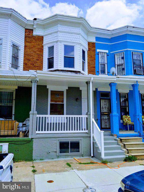 1660 Gorsuch Avenue, BALTIMORE, MD 21218 (#MDBA486276) :: Great Falls Great Homes