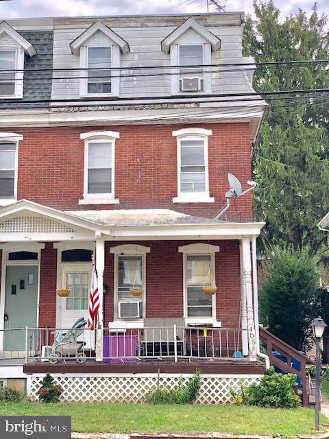 405 School Street, NORTH WALES, PA 19454 (#PAMC627038) :: Remax Preferred | Scott Kompa Group