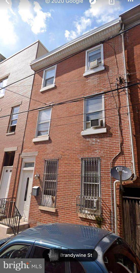 1009 Brandywine Street, PHILADELPHIA, PA 19123 (#PAPH838938) :: Linda Dale Real Estate Experts