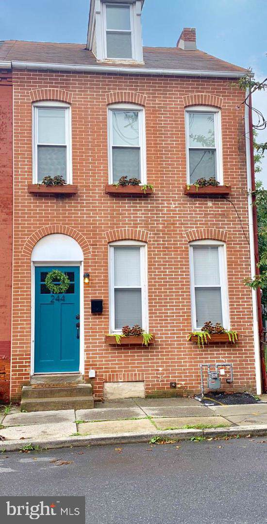 244 E Frederick Street, LANCASTER, PA 17602 (#PALA141266) :: Linda Dale Real Estate Experts