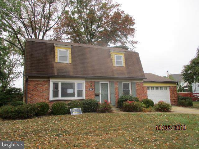 502 Glandel Court, JOPPA, MD 21085 (#MDHR239562) :: Keller Williams Pat Hiban Real Estate Group