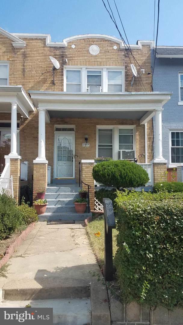 2609 3RD Street NE, WASHINGTON, DC 20002 (#DCDC445212) :: The Miller Team