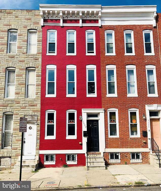 1422 N Mount Street, BALTIMORE, MD 21217 (#MDBA486794) :: Bic DeCaro & Associates