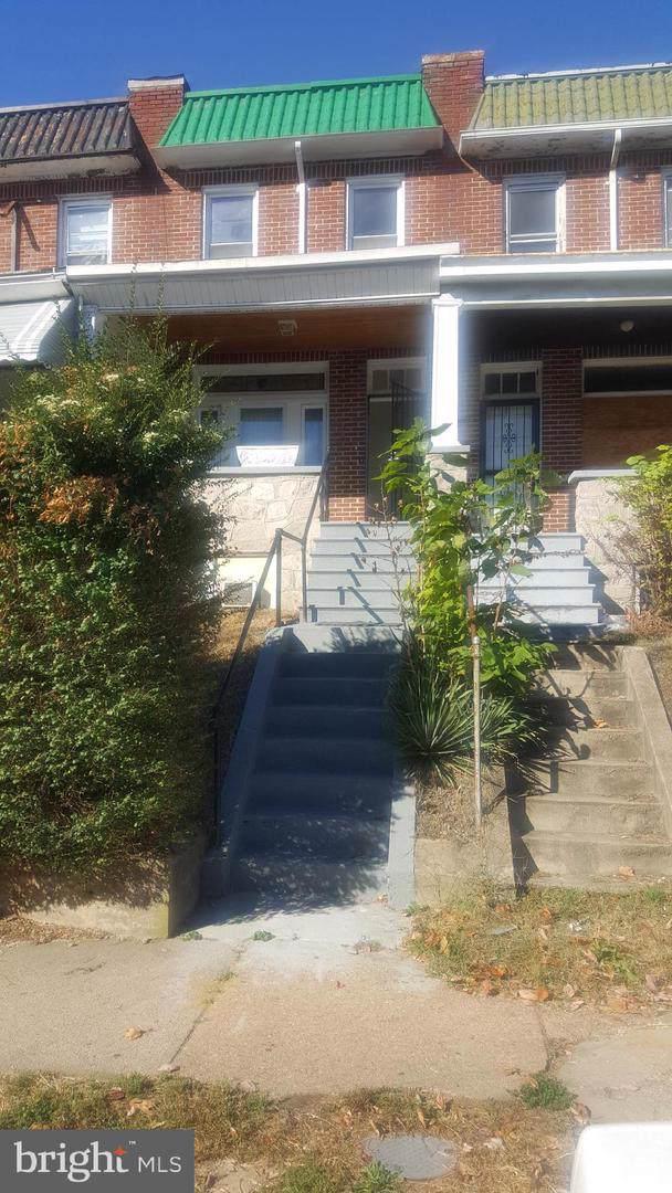 1622 Poplar Grove Street, BALTIMORE, MD 21216 (#MDBA486928) :: The Licata Group/Keller Williams Realty