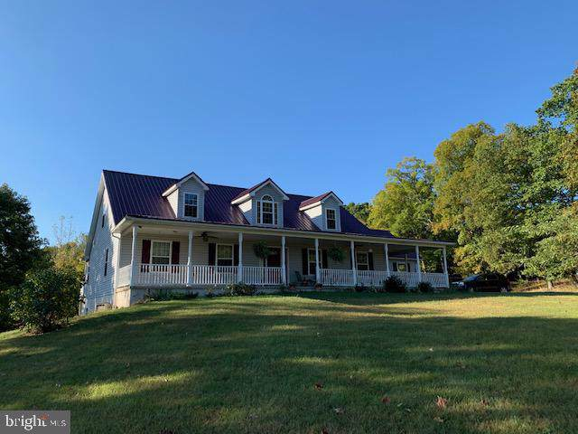 19247 Echo Hill Lane, THREE SPRINGS, PA 17264 (#PAHU101318) :: Younger Realty Group