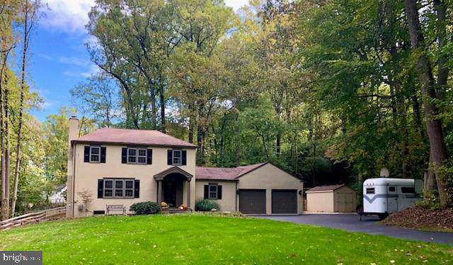 750 Taylor Road, DOWNINGTOWN, PA 19335 (#PACT491018) :: Keller Williams Real Estate