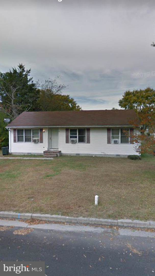 9 W Pine Street, DELMAR, MD 21875 (#MDWC105452) :: The Maryland Group of Long & Foster