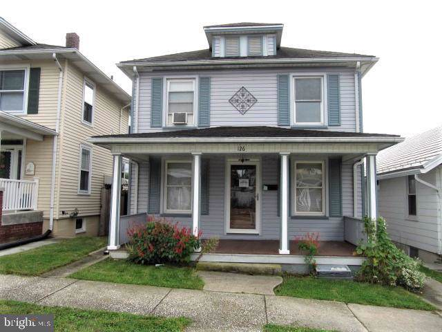 126 Jackson Street, HANOVER, PA 17331 (#PAYK126580) :: Keller Williams of Central PA East