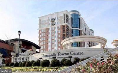 1915 Towne Centre Boulevard #308, ANNAPOLIS, MD 21401 (#MDAA415706) :: Blue Key Real Estate Sales Team
