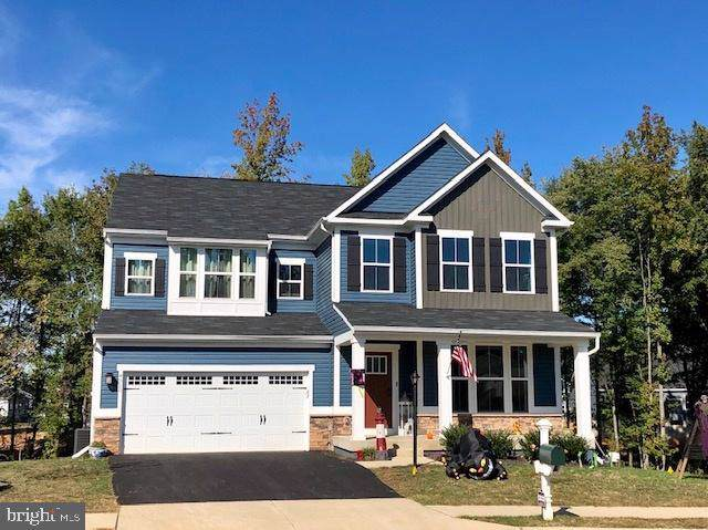 4920 Sinker, WARRENTON, VA 20187 (#VAFQ162670) :: John Smith Real Estate Group