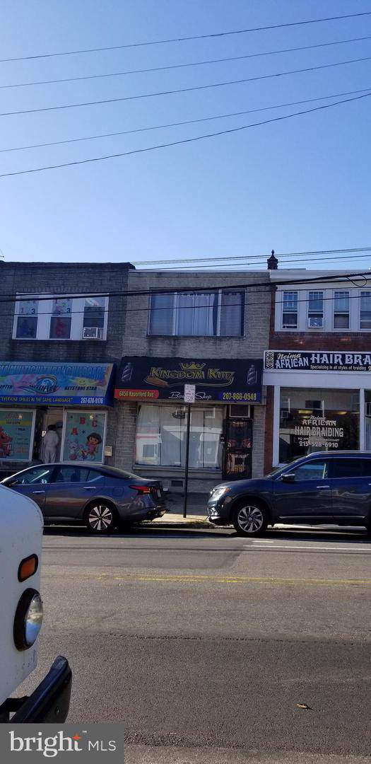 6450 Haverford Avenue, PHILADELPHIA, PA 19151 (#PAPH841500) :: Kathy Stone Team of Keller Williams Legacy
