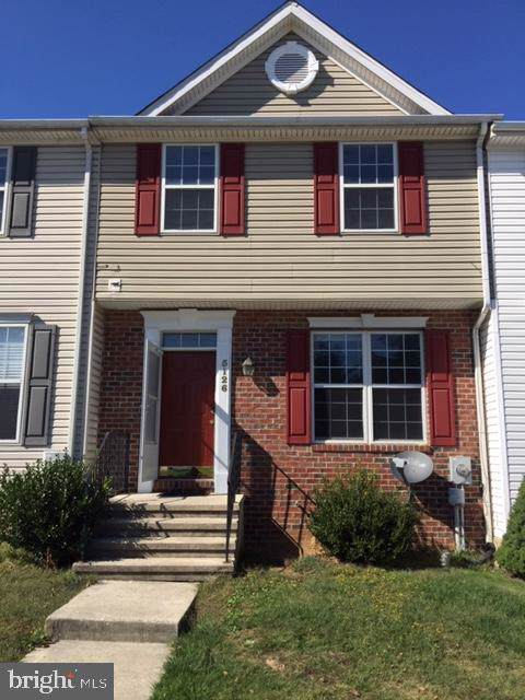 5126 Dartmoor Place, FREDERICK, MD 21703 (#MDFR254828) :: AJ Team Realty