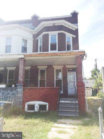 412 N Hilton Street, BALTIMORE, MD 21229 (#MDBA487860) :: Radiant Home Group