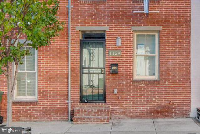 1129 Hollins Street, BALTIMORE, MD 21223 (#MDBA487868) :: Gail Nyman Group