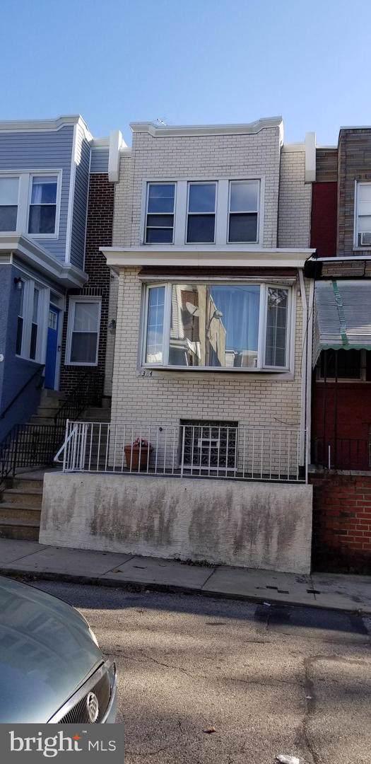 5384 Hazelhurst Street, PHILADELPHIA, PA 19131 (#PAPH842236) :: Dougherty Group