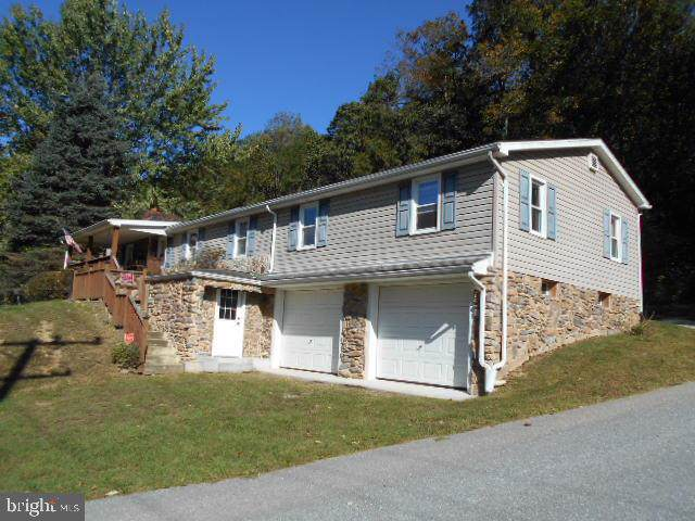 1055 Old Waynesboro Road, FAIRFIELD, PA 17320 (#PAAD109118) :: Keller Williams of Central PA East