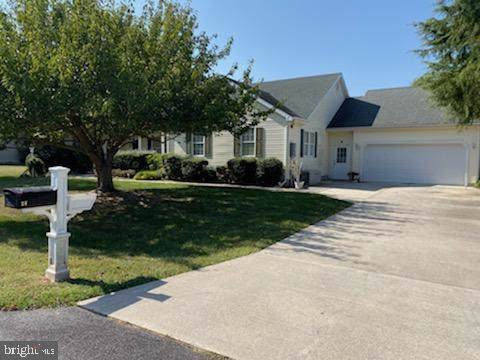 21 Deerfield Drive, LEWES, DE 19958 (#DESU149938) :: RE/MAX Coast and Country