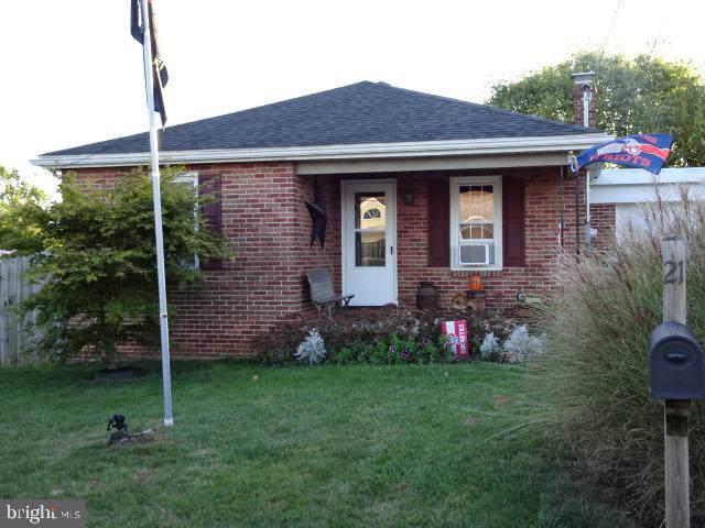 21 Schoolhouse Lane, WINDSOR, PA 17366 (#PAYK127004) :: Tessier Real Estate