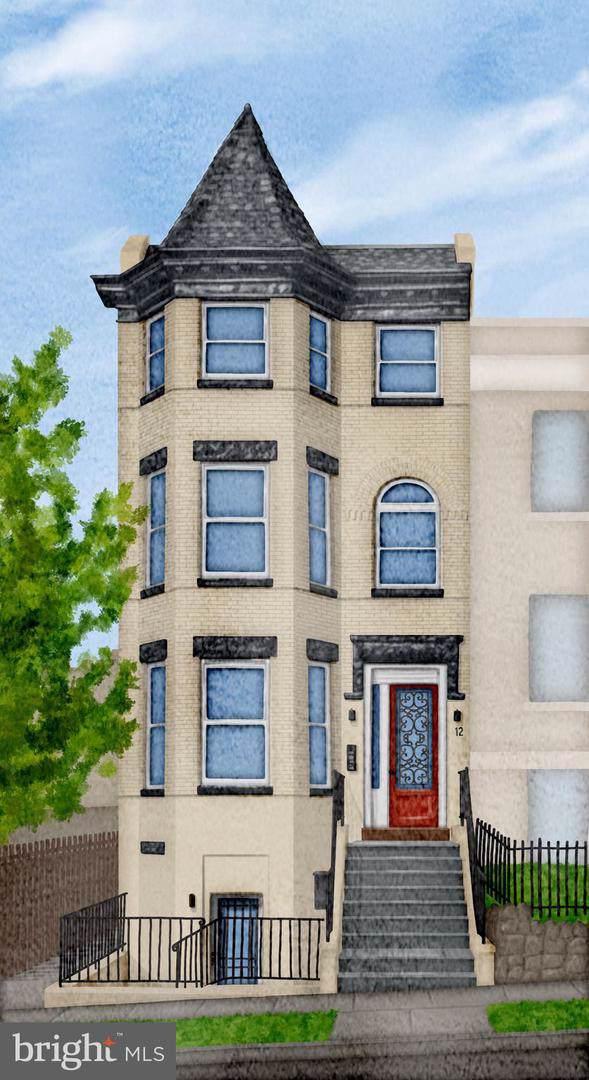 12 S Street NE #1, WASHINGTON, DC 20002 (#DCDC446764) :: Erik Hoferer & Associates