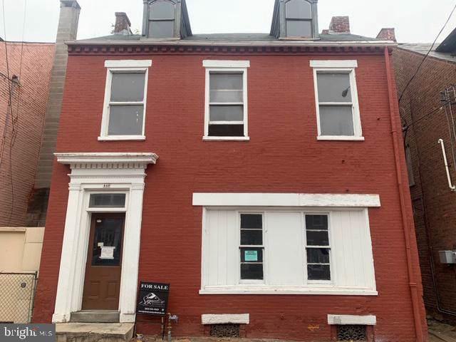 449 W King Street, LANCASTER, PA 17603 (#PALA142112) :: The John Kriza Team