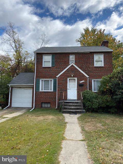 2709 Belleview Avenue, CHEVERLY, MD 20785 (#MDPG547964) :: CENTURY 21 Core Partners