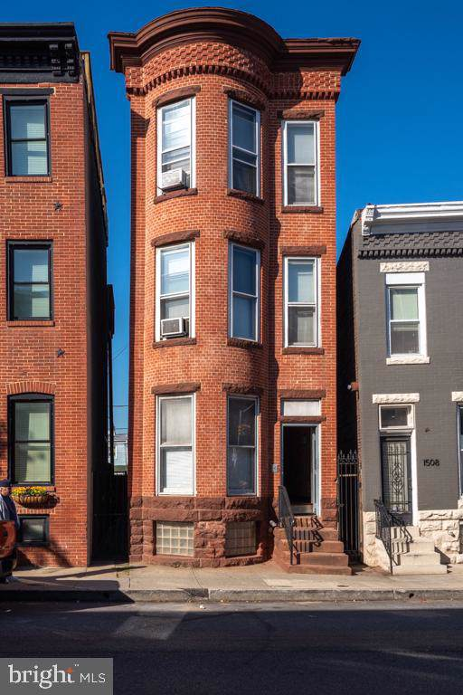 1510 Light Street, BALTIMORE, MD 21230 (#MDBA488698) :: The Dailey Group