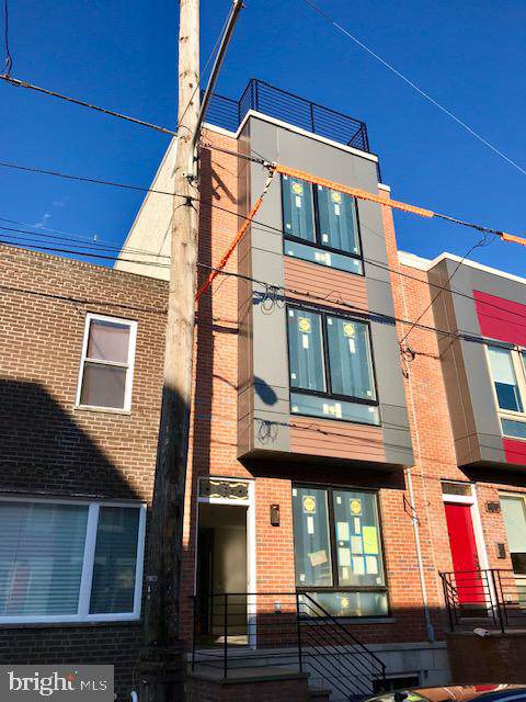 1434 S 20TH Street, PHILADELPHIA, PA 19146 (#PAPH843650) :: Jason Freeby Group at Keller Williams Real Estate