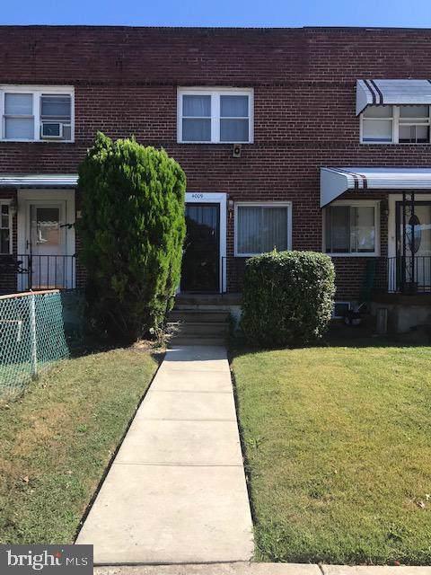 4009 Lewiston Avenue, BALTIMORE, MD 21215 (#MDBA488952) :: Keller Williams Pat Hiban Real Estate Group