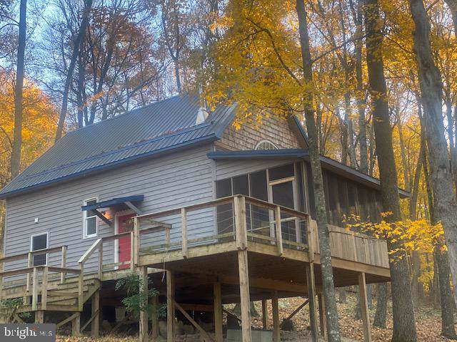 920 Warden Lake C Drive, WARDENSVILLE, WV 26851 (#WVHD105588) :: CR of Maryland