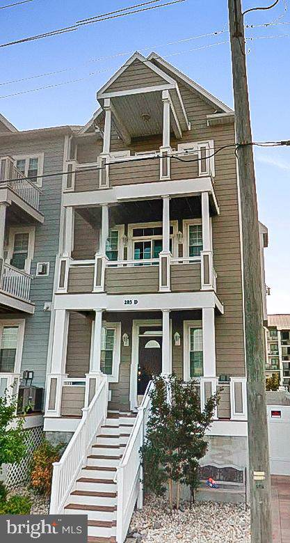 203-D Saint Louis Avenue #4, OCEAN CITY, MD 21842 (#MDWO110010) :: Eng Garcia Grant & Co.