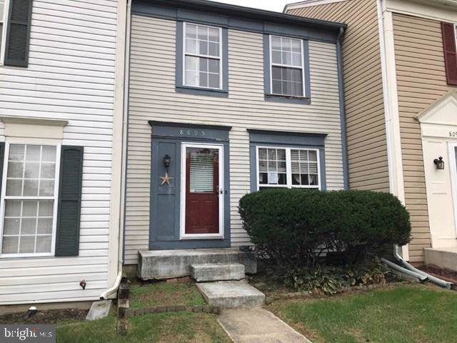 8095 Topper Court, ALEXANDRIA, VA 22315 (#VAFX1096382) :: Keller Williams Pat Hiban Real Estate Group