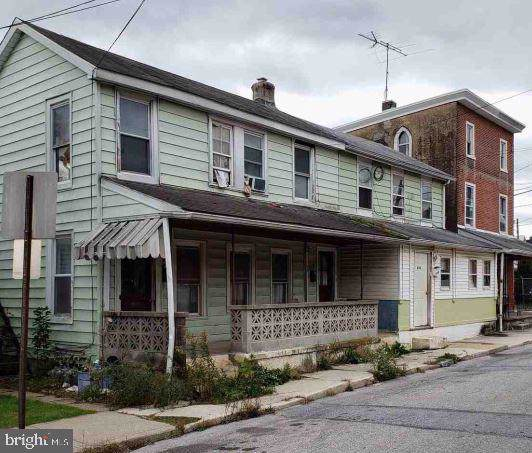 606 Merchant Street, COATESVILLE, PA 19320 (#PACT492276) :: The Dailey Group