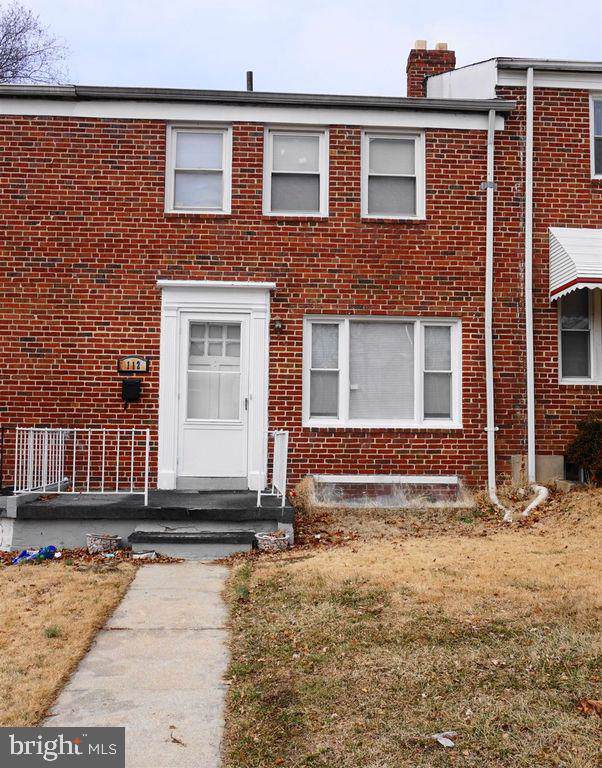 1112 Elbank Avenue, BALTIMORE, MD 21239 (#MDBA489154) :: Keller Williams Pat Hiban Real Estate Group