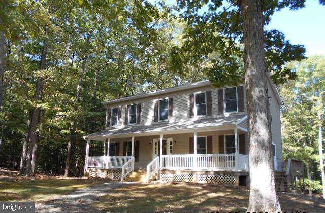 351 Mitchell Point Road, MINERAL, VA 23117 (#VALA120090) :: ExecuHome Realty