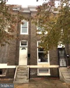 1821 N Milton Avenue, BALTIMORE, MD 21213 (#MDBA489190) :: Keller Williams Pat Hiban Real Estate Group