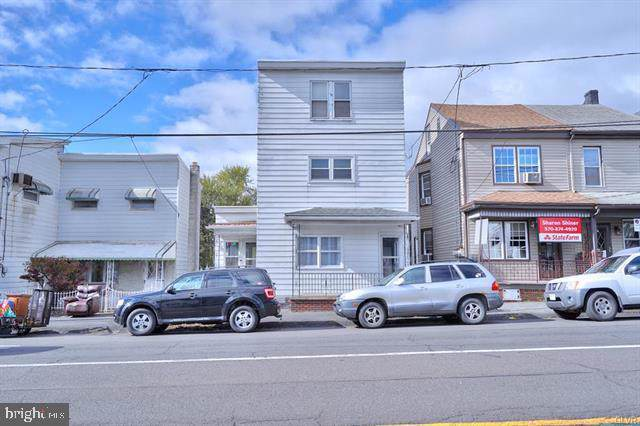 256 S Lehigh Avenue, FRACKVILLE, PA 17931 (#PASK128428) :: Ramus Realty Group