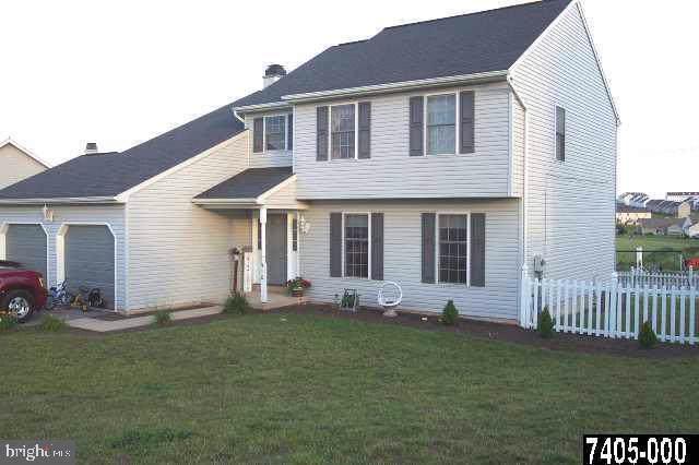 510 Grouse Lane, YORK, PA 17404 (#PAYK127530) :: Iron Valley Real Estate