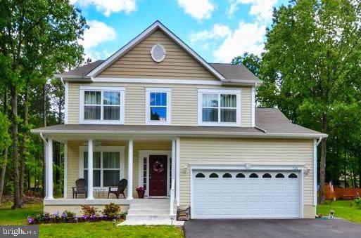150 Land Or Drive B-, RUTHER GLEN, VA 22546 (#VACV121162) :: Network Realty Group