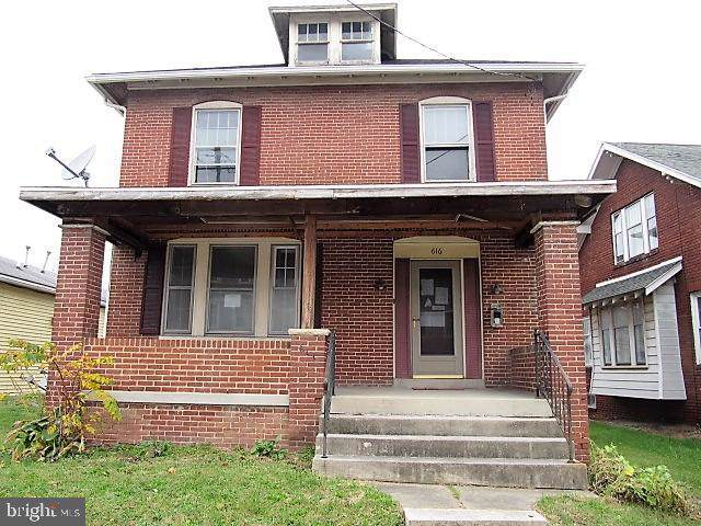 616 York Street, HANOVER, PA 17331 (#PAYK127784) :: The Heather Neidlinger Team With Berkshire Hathaway HomeServices Homesale Realty