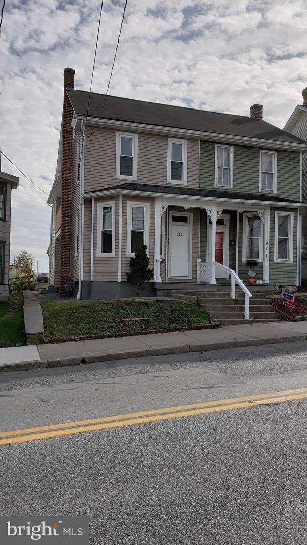 326 W High Street, ELIZABETHTOWN, PA 17022 (#PALA142724) :: The Joy Daniels Real Estate Group
