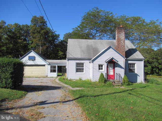 33 S Zeller Street, MCCLURE, PA 17841 (#PASY100130) :: The Joy Daniels Real Estate Group