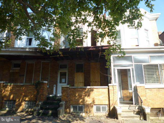 2005 N Dukeland Street, BALTIMORE, MD 21216 (#MDBA490068) :: The Maryland Group of Long & Foster