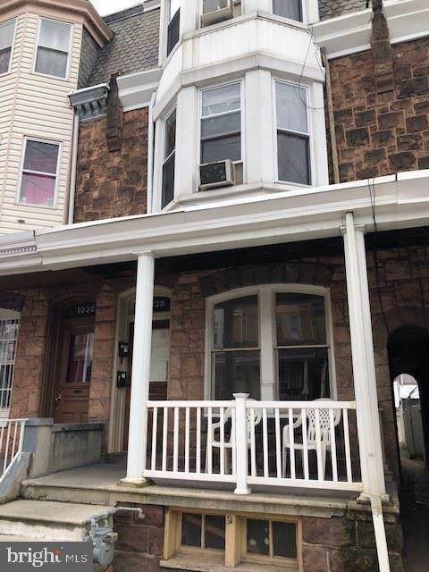 1038 N 10TH Street, READING, PA 19604 (#PABK350210) :: Jason Freeby Group at Keller Williams Real Estate