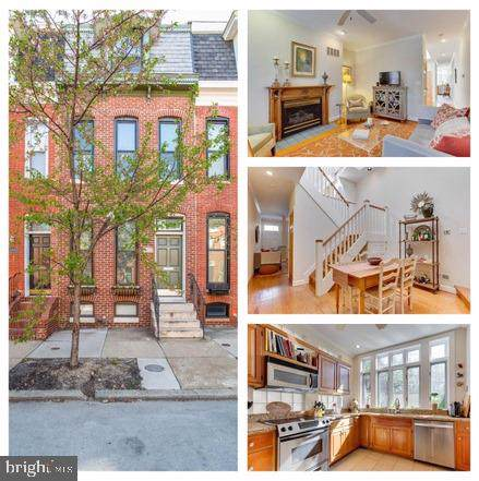1309 S Hanover Street, BALTIMORE, MD 21230 (#MDBA490446) :: Kathy Stone Team of Keller Williams Legacy