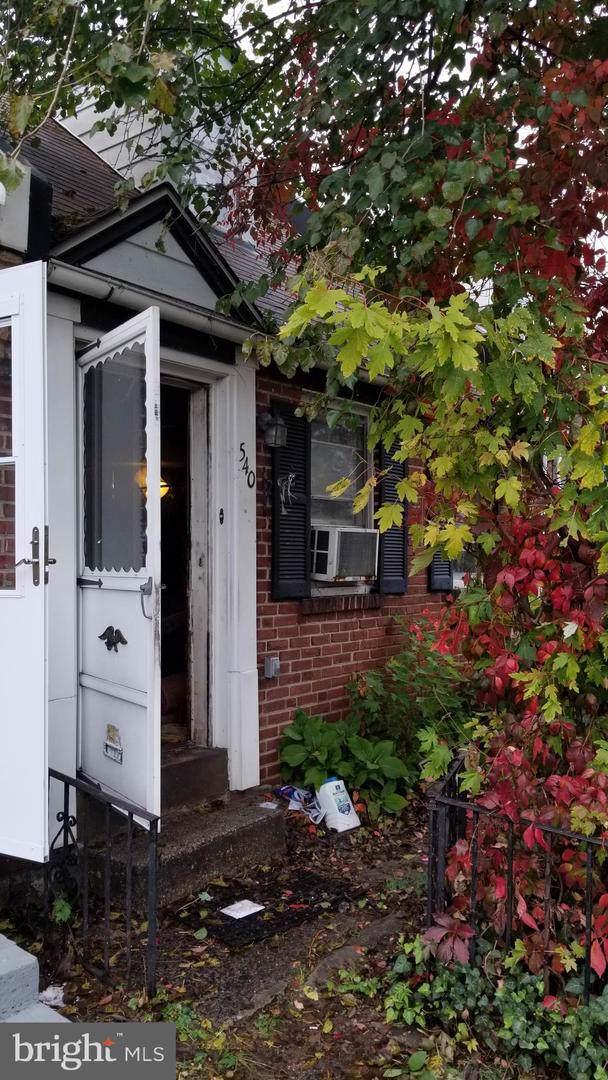 540 S 69TH STREET Boulevard, UPPER DARBY, PA 19082 (#PADE503904) :: The John Kriza Team