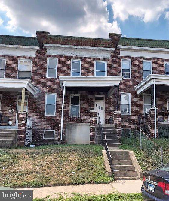 614 Allendale Street, BALTIMORE, MD 21229 (#MDBA490544) :: The Licata Group/Keller Williams Realty