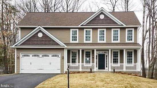 1502 Keeneland Road, FREDERICKSBURG, VA 22401 (#VAFB116088) :: Keller Williams Pat Hiban Real Estate Group