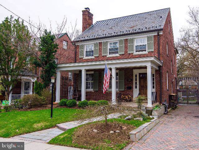 1744 Taylor Street NW, WASHINGTON, DC 20011 (#DCDC449454) :: Viva the Life Properties