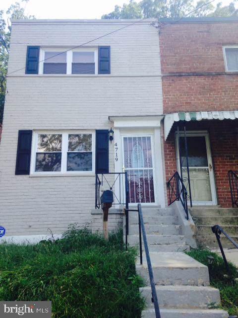 4719 Eads Street NE, WASHINGTON, DC 20019 (#DCDC449464) :: AJ Team Realty